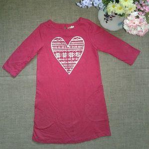 Crazy 8 Heart Dress